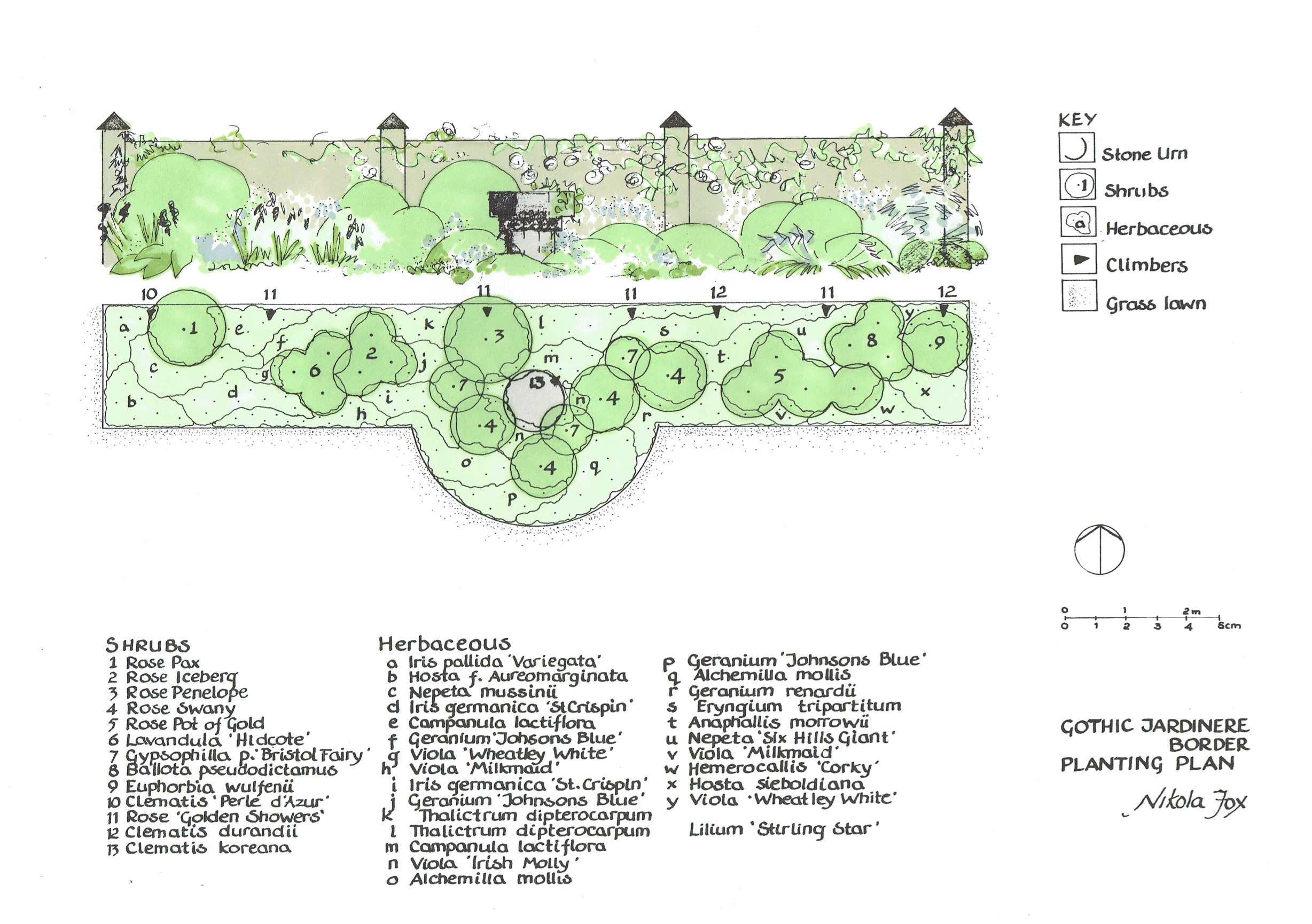 Garden Designs - Fox Garden Design